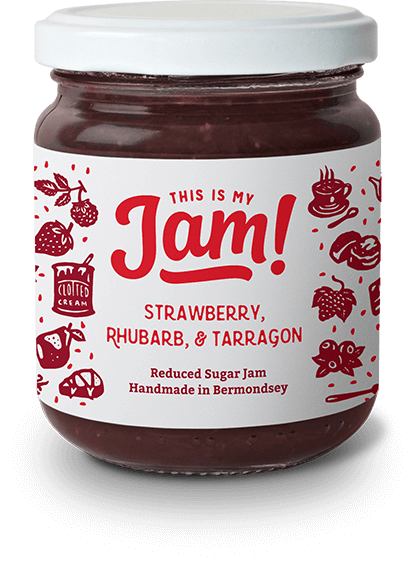 This Is My Jam! - Jam with unique flavours, handmade in Bermondsey